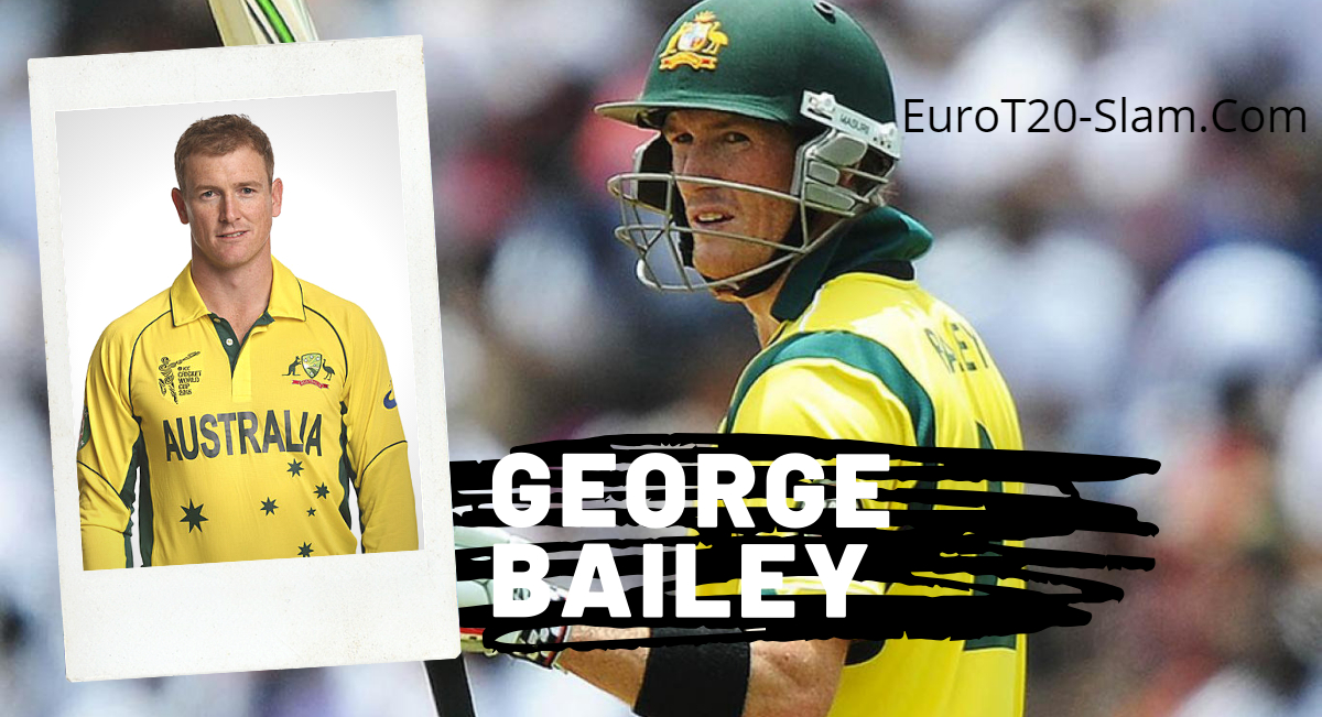 Legends Players will Retire After ICC World Cup 2019 George Bailey
