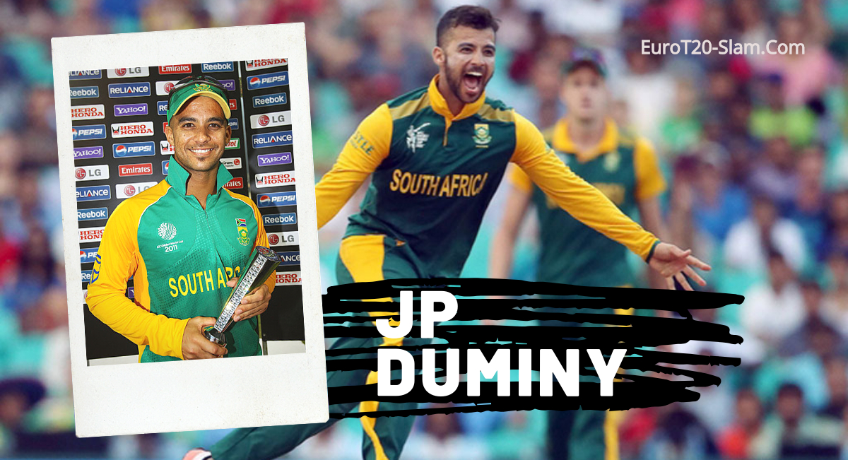 Legends Players will Retire After ICC World Cup 2019 JP Duminy