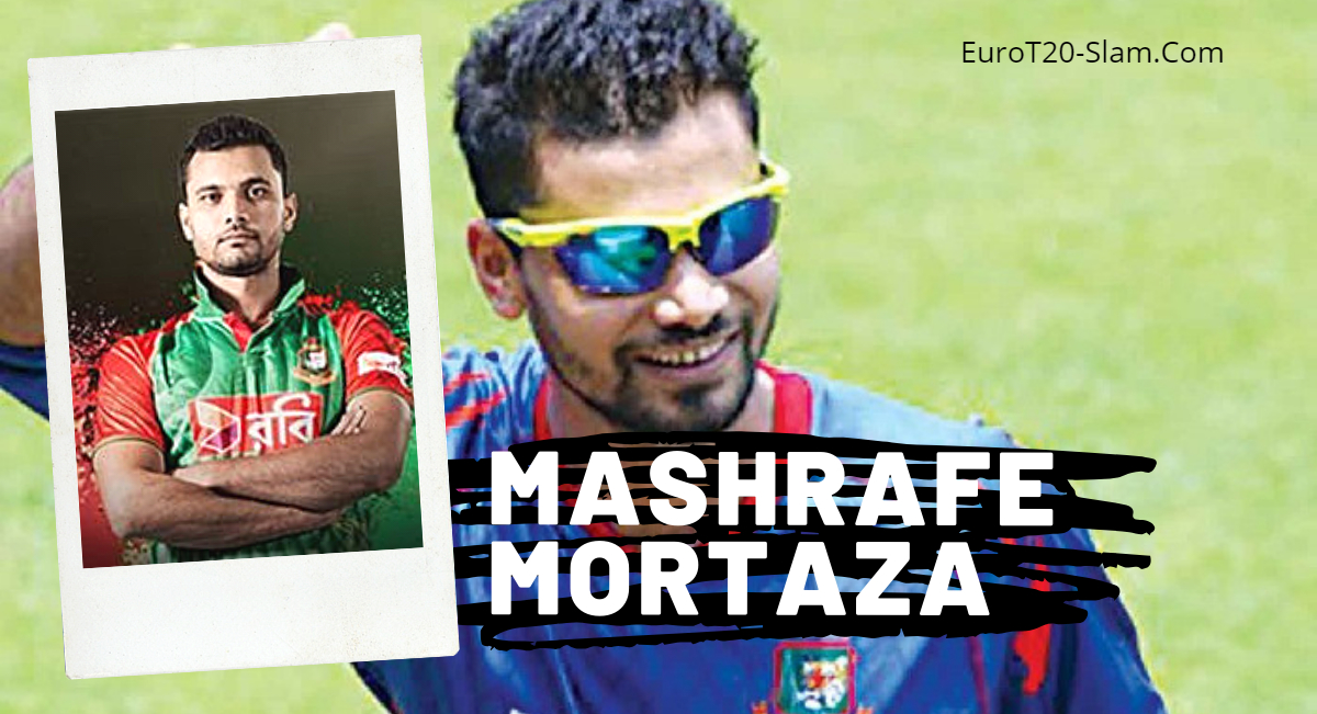 Legends Players will Retire After ICC World Cup 2019 Mashrafe Mortaza