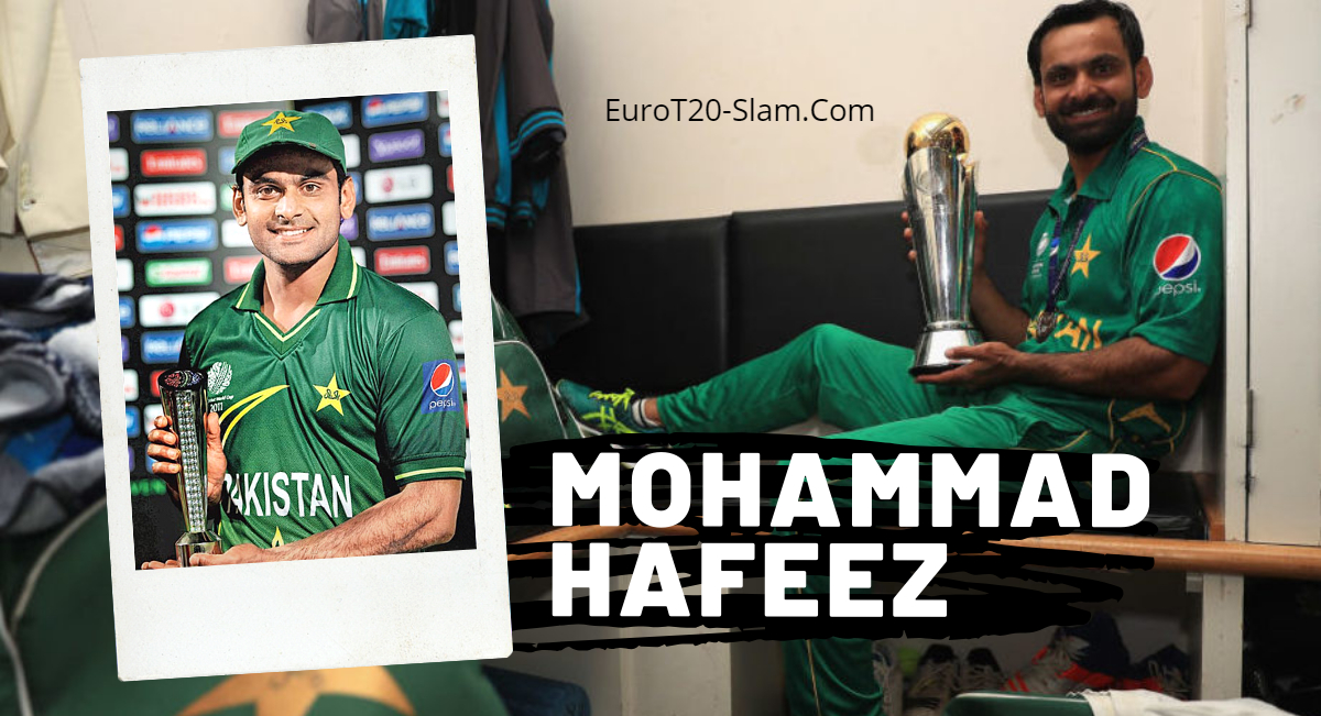 Legends Players will Retire After ICC World Cup 2019 Mohammad Hafeez
