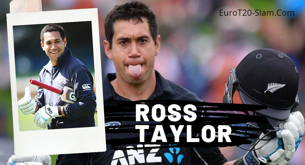 Legends Players will Retire After ICC World Cup 2019 Ross Taylor