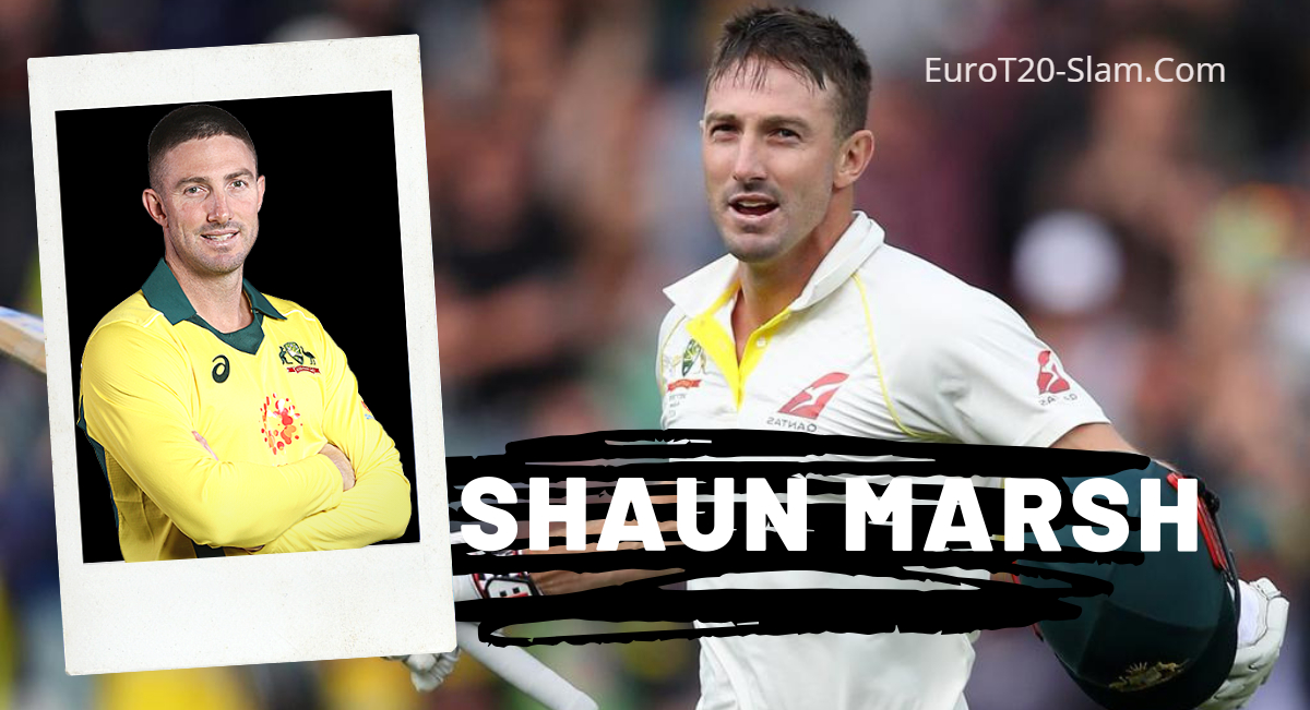 Legends Players will Retire After ICC World Cup 2019 Shaun Marsh