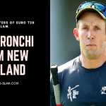Luke Ronchi from New Zealand marquee players eurot20slam
