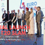 Official launch Euro T20 Slam