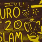 sand artist at eurot20slam