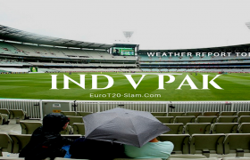 India Vs Pakistan Weather Report Today, ICC World Cup 2019