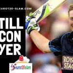 Guptill as Icon player of Euro T20 Slam Now