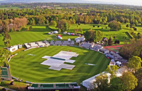 Malahide Cricket Club Ground