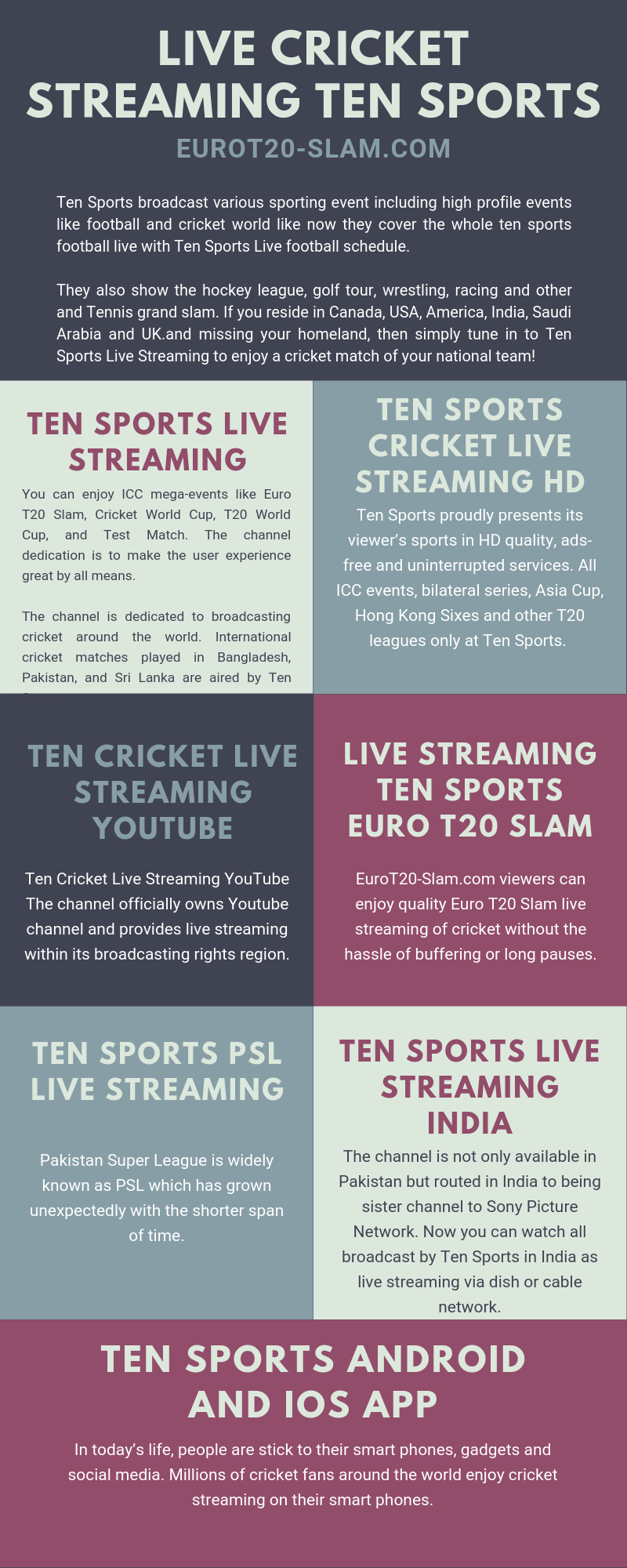 live cricket streaming ten sports