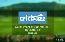 Cricbuzz Live Score