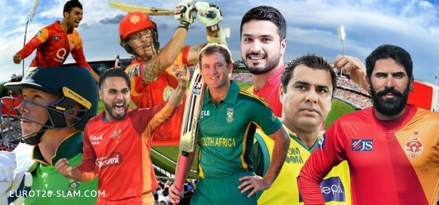 Islamabad United Players 2021-PSL 6 Team Today