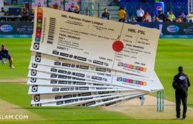PSL Tickets 2020