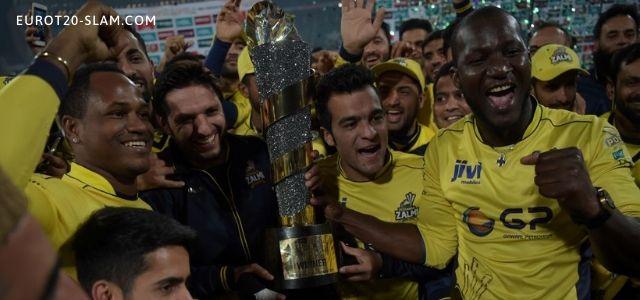Peshawar Zalmi Squad PSL 5