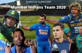 Mumbai Indians Team 2020 Players List