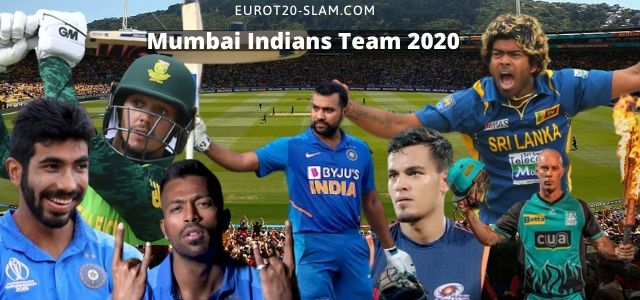 Mumbai Indians Team 2021 Players List-MI Squad 2021