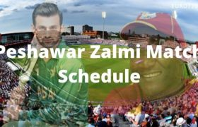 Peshawar Zalmi Match Schedule