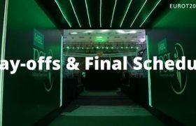 Play-offs & Final Schedule