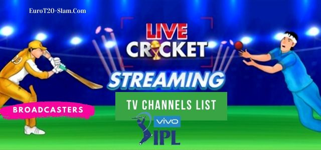 IPL Broadcast Rights 2021