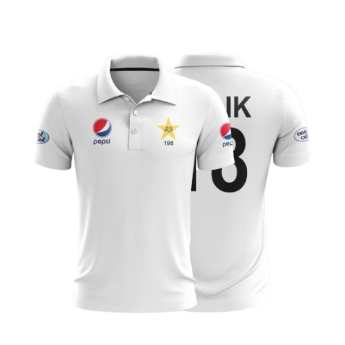 Pakistan cricket team new test jersey