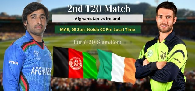 Afghanistan vs Ireland Prediction 2nd Match 8 March