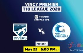 Grenadines Divers vs Salt Pond Breakers Today Match Prediction 1st Match