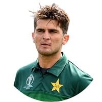 Shaheen Shah Afridi Cricketer